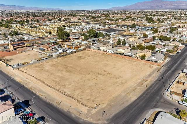 Tonopah-Lincoln, Las Vegas, NV 89156 (MLS #2097553) :: The Lindstrom Group
