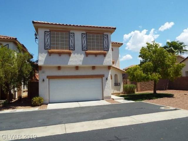 5951 Rampolla, Las Vegas, NV 89141 (MLS #2097741) :: Signature Real Estate Group