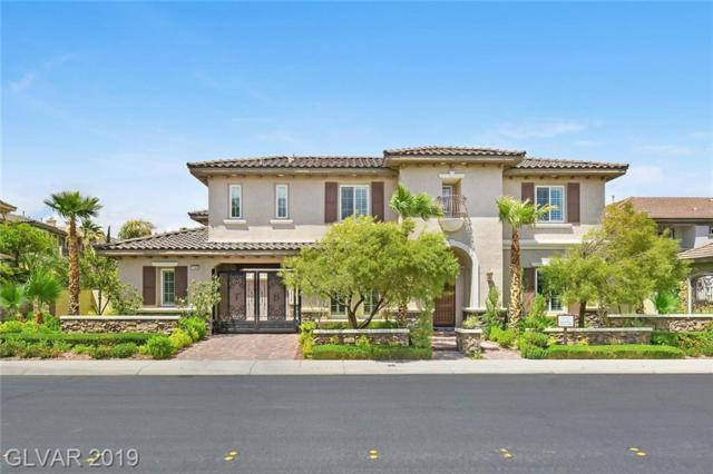 11664 Morning Grove, Las Vegas, NV 89135 (MLS #2098067) :: The Snyder Group at Keller Williams Marketplace One