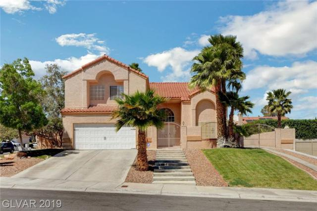 35 Chesney, Henderson, NV 89074 (MLS #2098274) :: The Snyder Group at Keller Williams Marketplace One