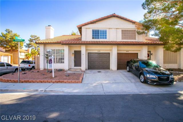 118 Blueberry, Henderson, NV 89074 (MLS #2098333) :: The Snyder Group at Keller Williams Marketplace One