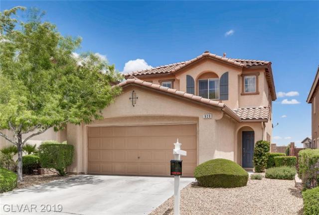 920 Lord Crewe, Las Vegas, NV 89138 (MLS #2098664) :: Trish Nash Team