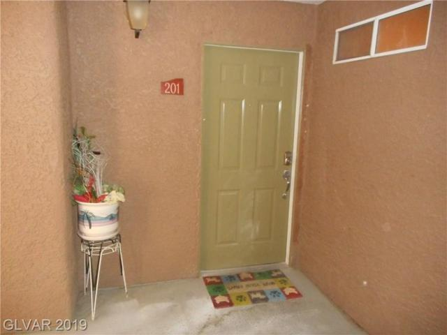 7730 Secret Shore #201, Las Vegas, NV 89128 (MLS #2098997) :: Hebert Group   Realty One Group