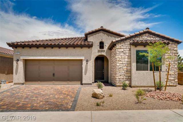 1577 Olivia, Henderson, NV 89011 (MLS #2099449) :: The Snyder Group at Keller Williams Marketplace One
