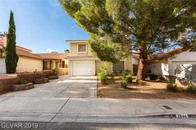 2844 Preciso, Henderson, NV 89074 (MLS #2099824) :: The Snyder Group at Keller Williams Marketplace One