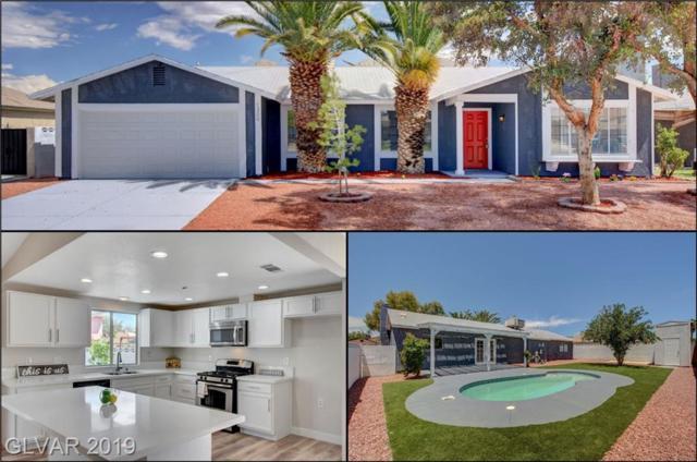 1300 Challenge, Las Vegas, NV 89110 (MLS #2100207) :: Signature Real Estate Group
