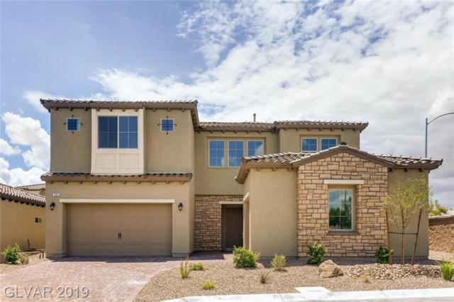 393 Dandelion Brook, Las Vegas, NV 89148 (MLS #2100993) :: Vestuto Realty Group