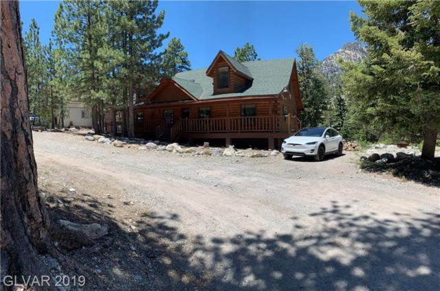 2193 Via Spes Nostra, Mount Charleston, NV 89124 (MLS #2101496) :: Trish Nash Team