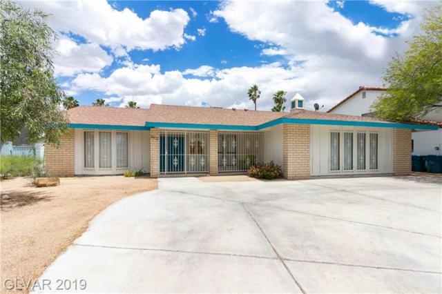 3412 Sioux, Las Vegas, NV 89169 (MLS #2102160) :: Signature Real Estate Group