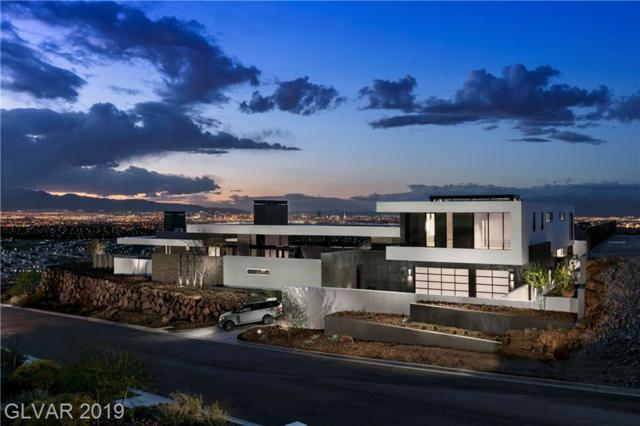 13 Cloud Chaser, Henderson, NV 89012 (MLS #2102414) :: The Snyder Group at Keller Williams Marketplace One