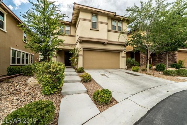 5461 Bristol Grove, Las Vegas, NV 89135 (MLS #2102423) :: The Snyder Group at Keller Williams Marketplace One