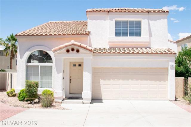 3355 Epson, Las Vegas, NV 89129 (MLS #2103243) :: Signature Real Estate Group