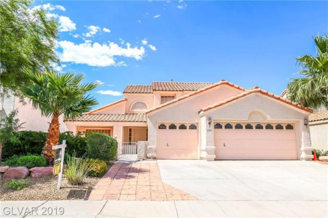 2010 Silverton, Henderson, NV 89074 (MLS #2103518) :: The Snyder Group at Keller Williams Marketplace One