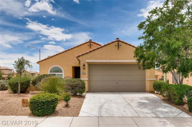 2919 Ainslie Lake, Henderson, NV 89044 (MLS #2103775) :: The Snyder Group at Keller Williams Marketplace One