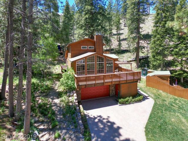 3927 Shady, Mount Charleston, NV 89124 (MLS #2104348) :: Signature Real Estate Group