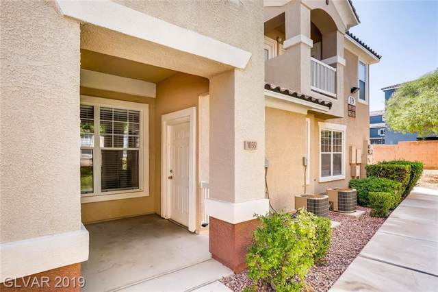 5855 Valley #1055, North Las Vegas, NV 89031 (MLS #2104884) :: Trish Nash Team