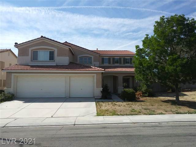 1707 Little Bow Avenue, North Las Vegas, NV 89084 (MLS #2105658) :: The Mark Wiley Group | Keller Williams Realty SW