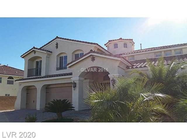 4395 Grey Spencer Drive, Las Vegas, NV 89141 (MLS #2105928) :: Kypreos Team