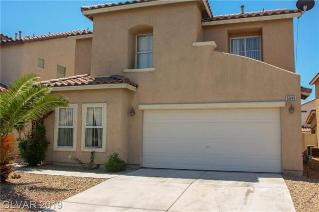 5949 Mahogany Mountain, Las Vegas, NV 89142 (MLS #2106274) :: Vestuto Realty Group