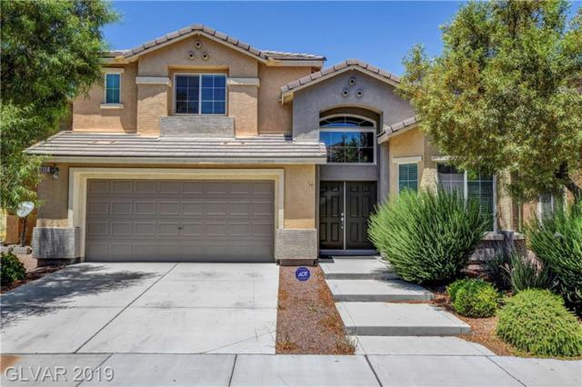 3612 Pelican Brief, North Las Vegas, NV 89084 (MLS #2106589) :: The Snyder Group at Keller Williams Marketplace One