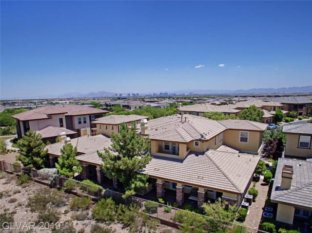 11280 Granite Ridge #1050, Las Vegas, NV 89135 (MLS #2106676) :: The Snyder Group at Keller Williams Marketplace One