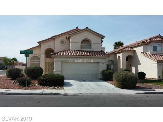 1011 Rainbow Rock, Las Vegas, NV 89123 (MLS #2106922) :: Vestuto Realty Group