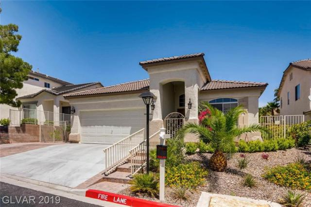 10528 Brownsville, Las Vegas, NV 89129 (MLS #2107166) :: Capstone Real Estate Network
