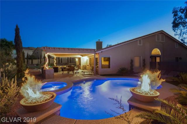 10990 Holyrood, Las Vegas, NV 89141 (MLS #2107626) :: The Snyder Group at Keller Williams Marketplace One