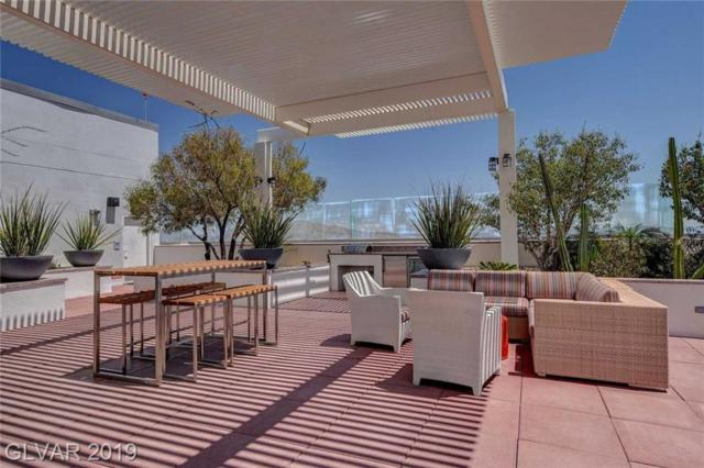 150 N Las Vegas #1201, Las Vegas, NV 89101 (MLS #2107659) :: Signature Real Estate Group