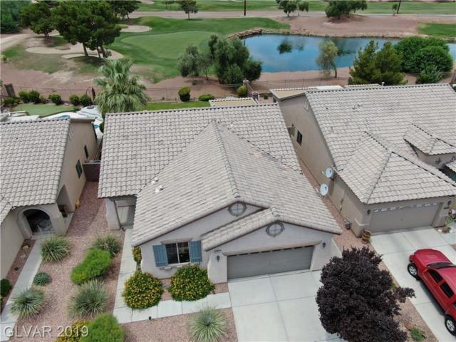5845 Swan Point, Las Vegas, NV 89122 (MLS #2107890) :: The Snyder Group at Keller Williams Marketplace One