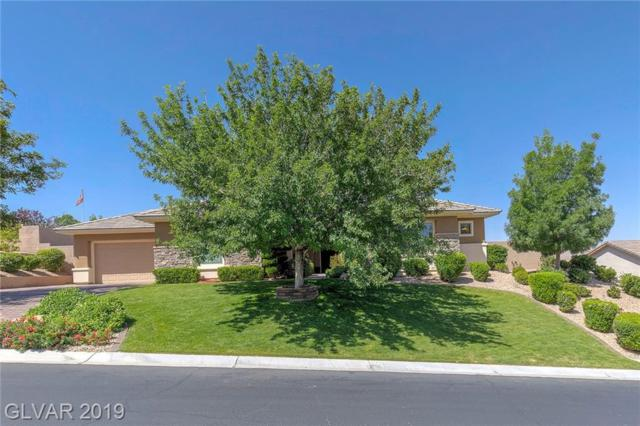 31 Chalet Hills, Henderson, NV 89052 (MLS #2108428) :: The Snyder Group at Keller Williams Marketplace One