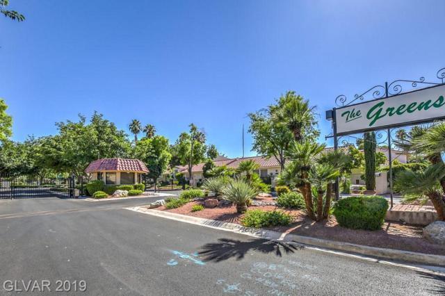 714 Sea Pines, Las Vegas, NV 89107 (MLS #2108996) :: Signature Real Estate Group