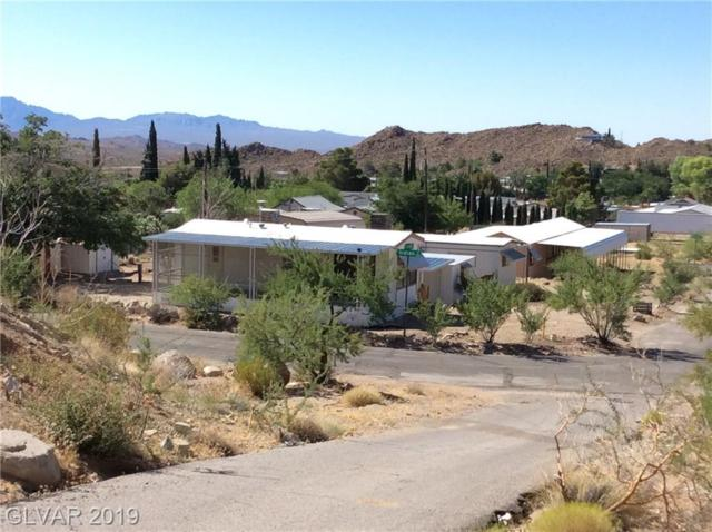 450 N Lincoln Street, Searchlight, NV 89046 (MLS #2111827) :: The Lindstrom Group