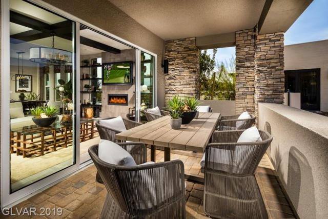 11280 Granite Ridge #1007, Las Vegas, NV 89135 (MLS #2112004) :: Trish Nash Team