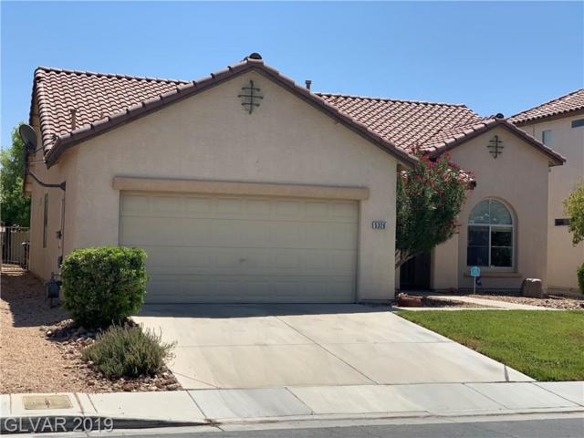 5326 Dawn Break Canyon, North Las Vegas, NV 89031 (MLS #2112202) :: The Snyder Group at Keller Williams Marketplace One