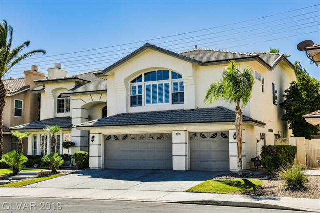 2419 Tour Edition, Henderson, NV 89074 (MLS #2112227) :: The Snyder Group at Keller Williams Marketplace One