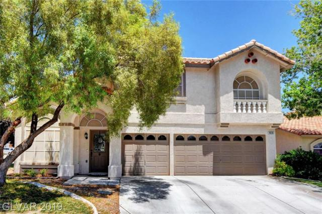 8636 Copper Knoll, Las Vegas, NV 89129 (MLS #2113417) :: The Snyder Group at Keller Williams Marketplace One