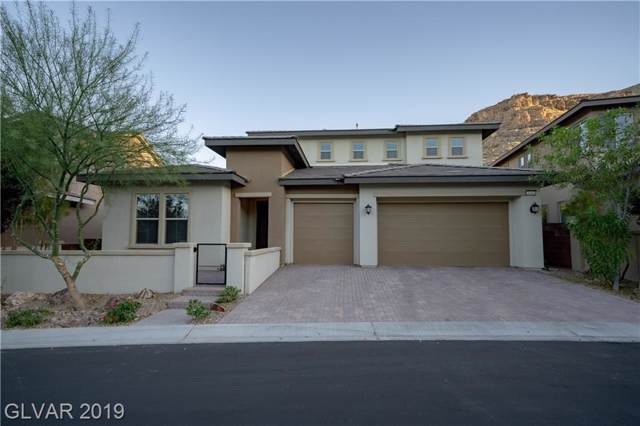 5941 Heaven View Drive, Las Vegas, NV 89135 (MLS #2113935) :: Billy OKeefe | Berkshire Hathaway HomeServices