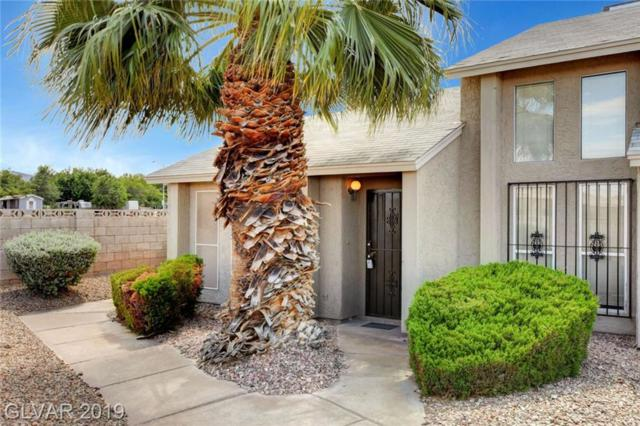 598 Sellers, Henderson, NV 89011 (MLS #2114121) :: The Snyder Group at Keller Williams Marketplace One