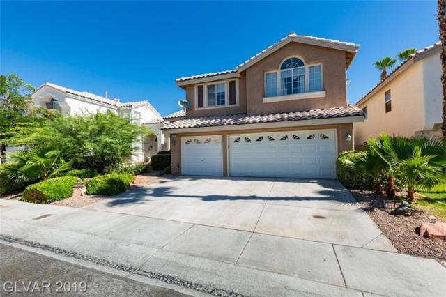 9032 Crimson Clover, Las Vegas, NV 89134 (MLS #2114201) :: The Snyder Group at Keller Williams Marketplace One