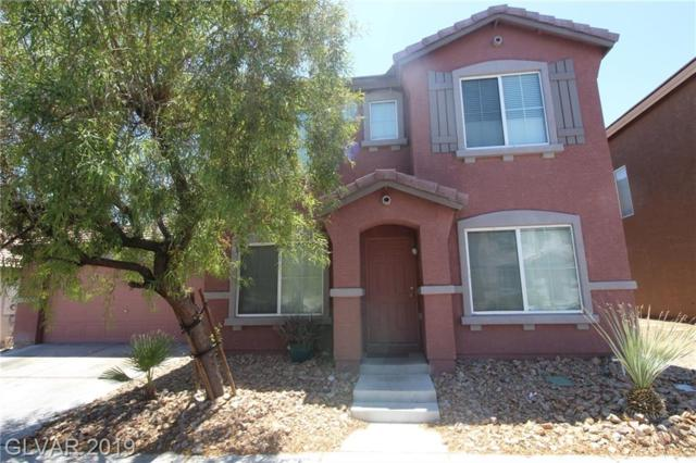 809 Caballo Hills, North Las Vegas, NV 89081 (MLS #2114212) :: The Snyder Group at Keller Williams Marketplace One