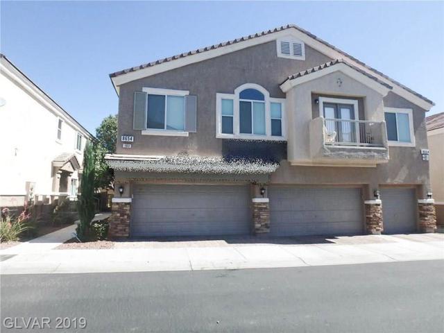 8654 Traveling Breeze #103, Las Vegas, NV 89148 (MLS #2114270) :: Vestuto Realty Group
