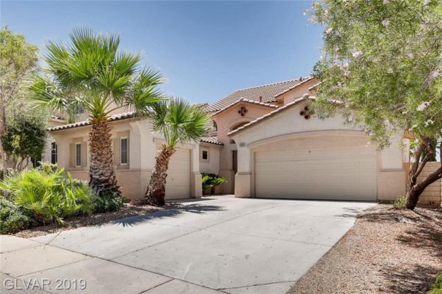 1569 Sabatini, Henderson, NV 89052 (MLS #2114515) :: Signature Real Estate Group