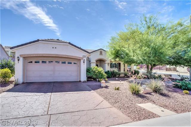 2106 W Oliver Springs, Henderson, NV 89052 (MLS #2115018) :: Signature Real Estate Group