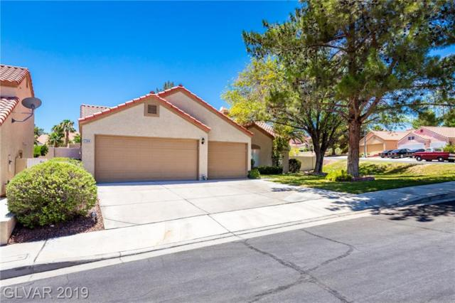 1744 Marshall, Henderson, NV 89014 (MLS #2115163) :: The Snyder Group at Keller Williams Marketplace One