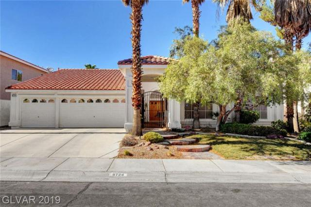 8724 Castle View, Las Vegas, NV 89129 (MLS #2115237) :: The Snyder Group at Keller Williams Marketplace One
