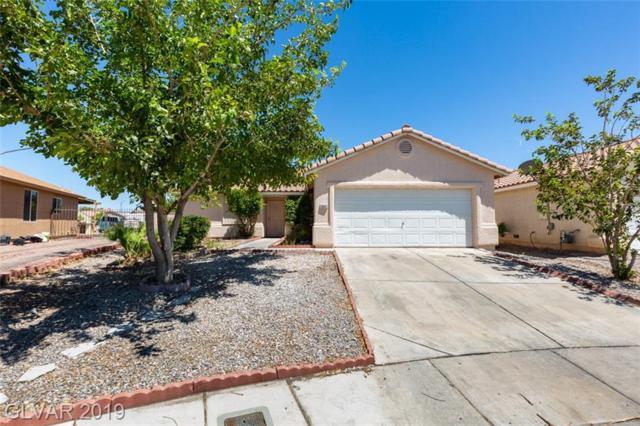 2042 Hillscroft, North Las Vegas, NV 89032 (MLS #2115277) :: Vestuto Realty Group