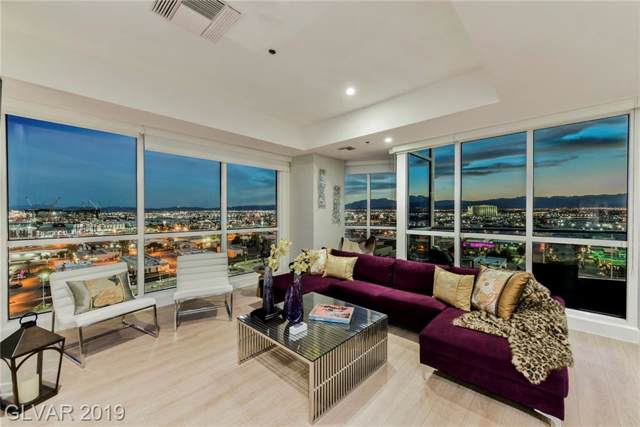 4575 Dean Martin #1600, Las Vegas, NV 89103 (MLS #2115439) :: Hebert Group | Realty One Group