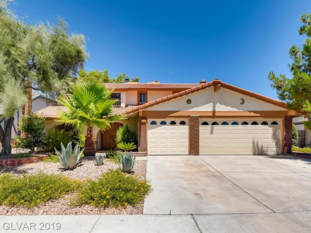 6308 Vicuna, Las Vegas, NV 89146 (MLS #2116096) :: Signature Real Estate Group