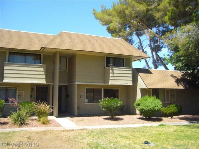 2443 Paradise Village, Las Vegas, NV 89120 (MLS #2116398) :: Trish Nash Team